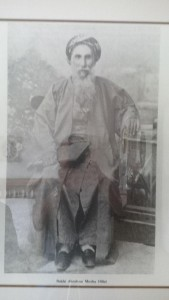 Great Great Grandfather of Aaron Lawee, Chief Rabbi of Baghdad.